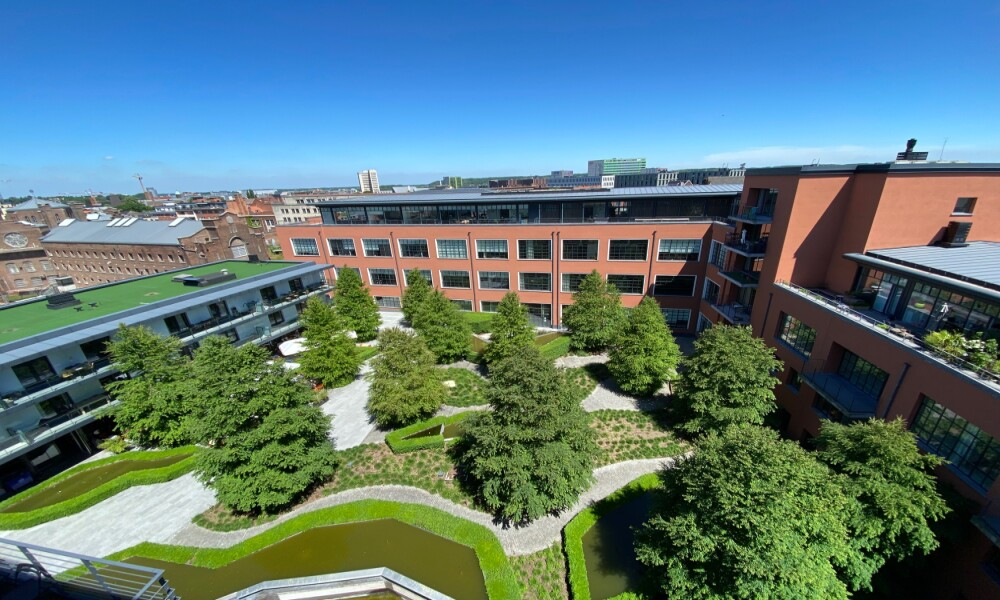 7even Tuinen - Leuven office space
