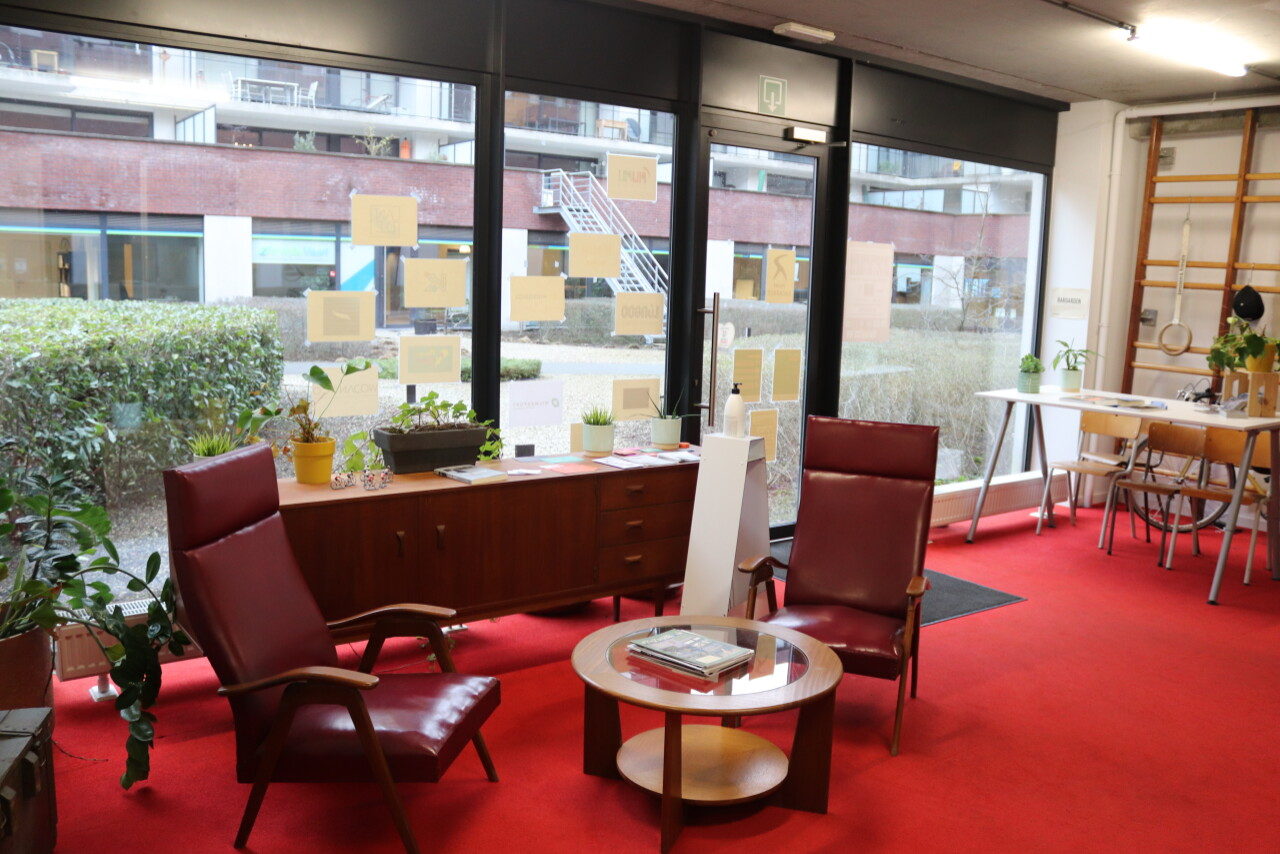 Co-working space and offices to let in Leuven