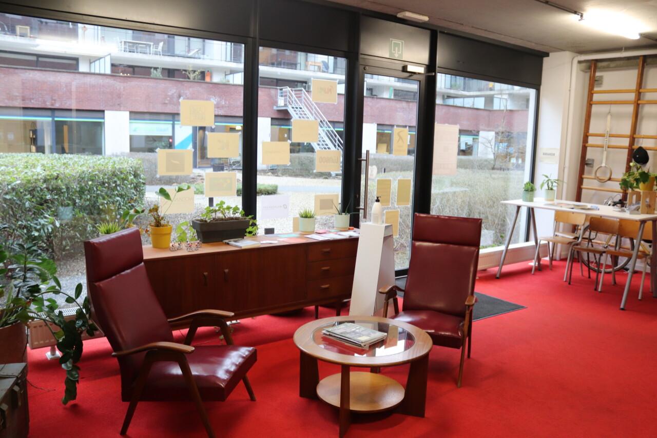 Co-working et bureaux à Louvain