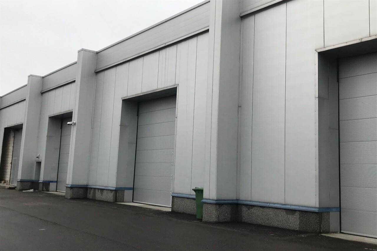 Local d'activités ou entrepôt à louer à Louvain