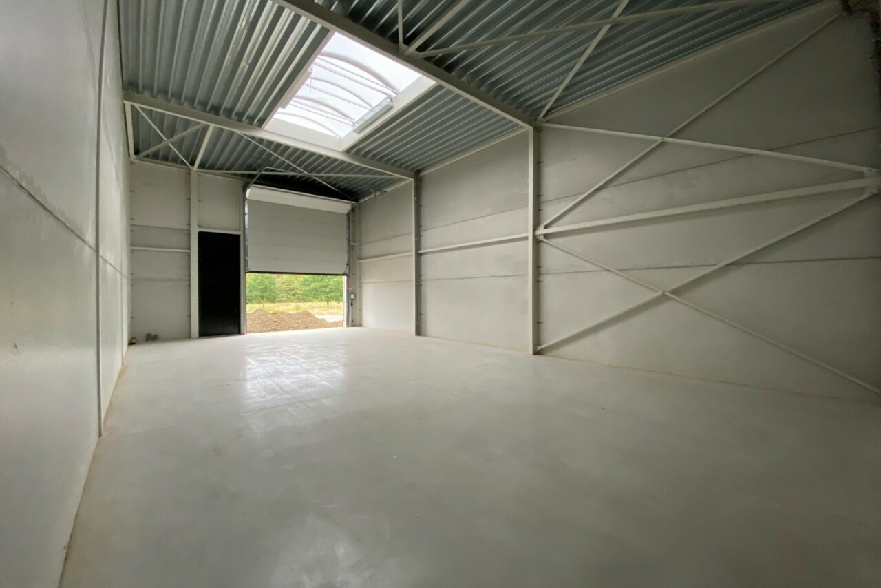Warehouse for rent in Hasselt close to the E313 and E314 motorway
