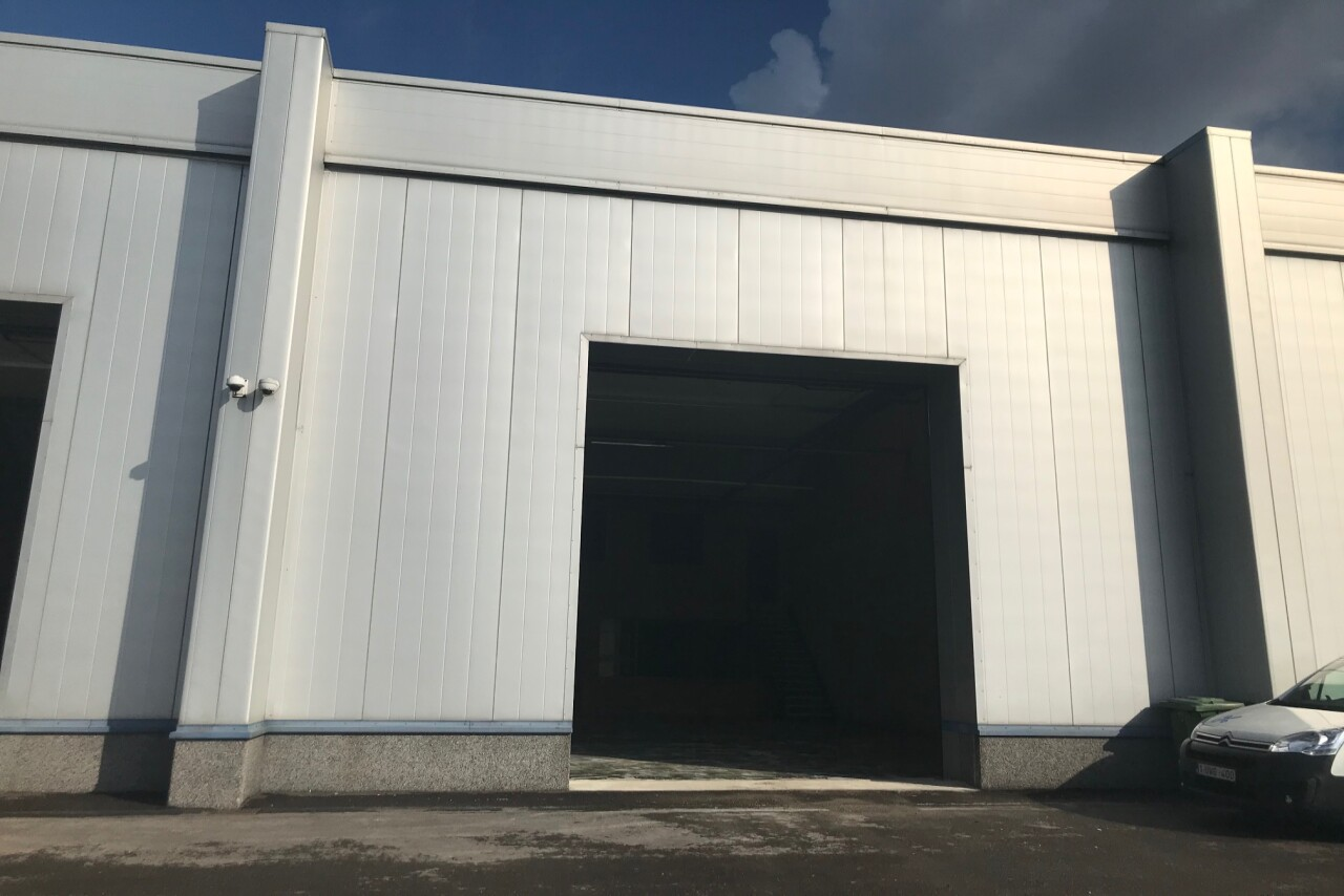 SME warehouse to let in Leuven