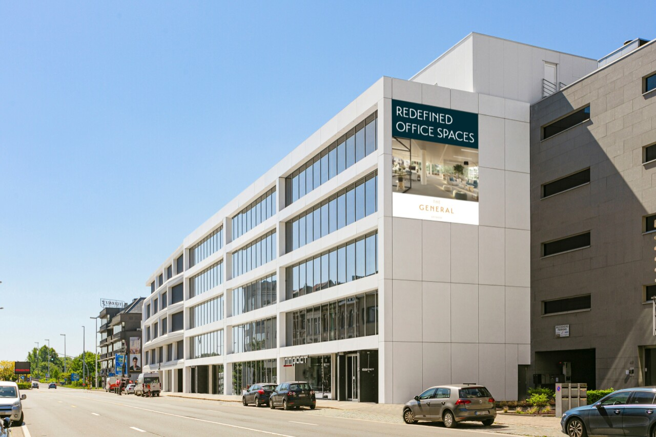 The General - Offices to let in Antwerp South