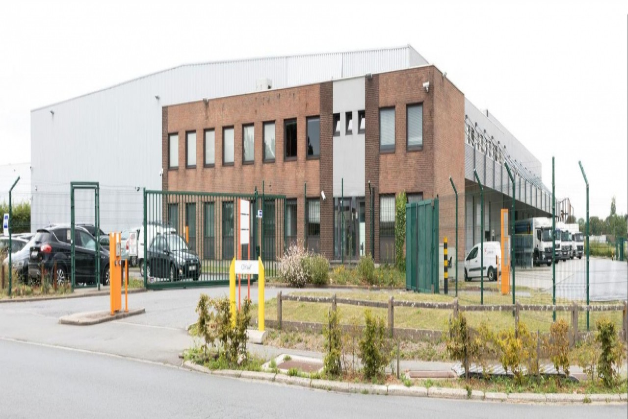 Zoning Industriel Jumet - warehouse to let near Brussels-South airport - near Charleroi
