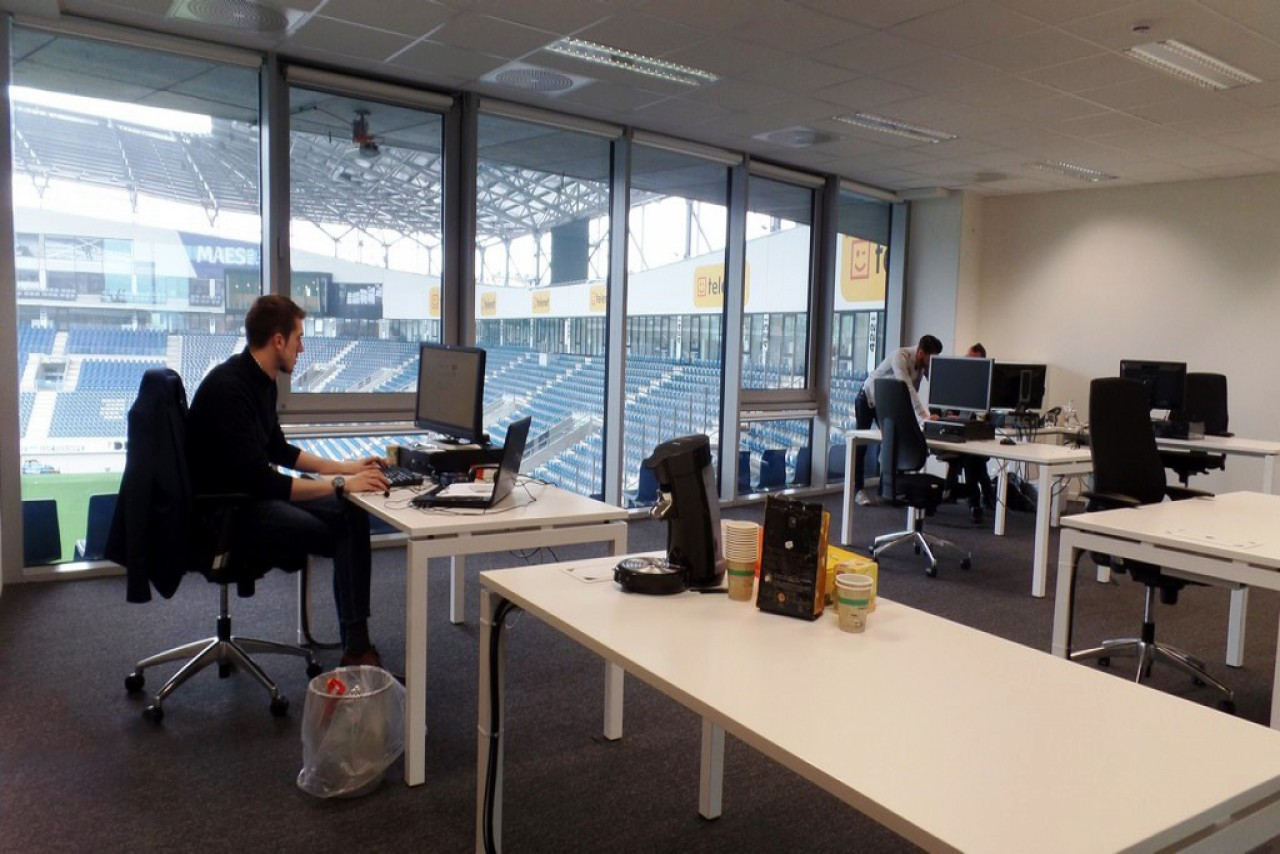 MeetDistrict Ghent office space