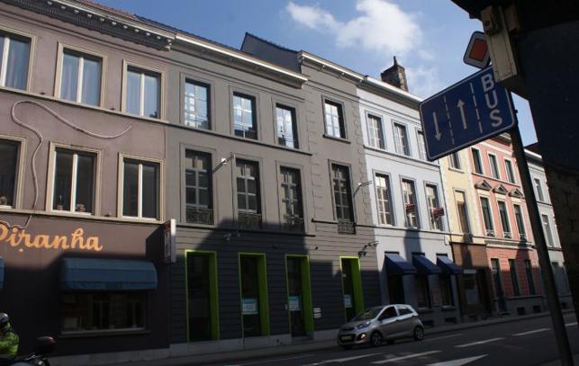 Kantoor te huur in het centrum van Gent