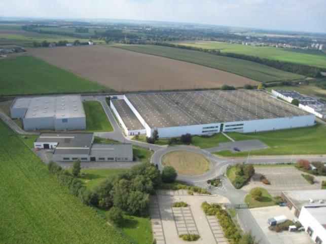 Distributiecentrum te huur in Nijvel Brussel-Zuid