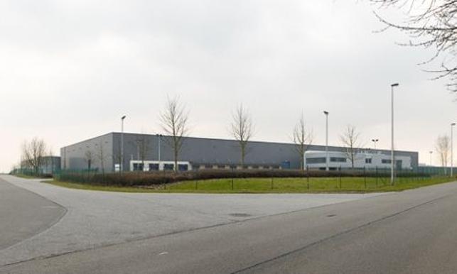 Logistieke vastgoed te koop in Nijvel