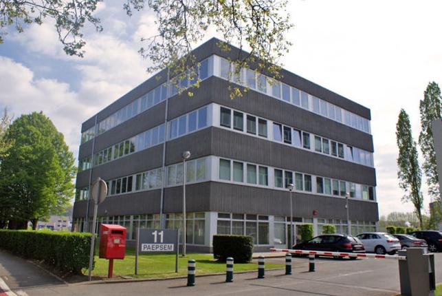 Kantoor te huur in Brussel Anderlecht