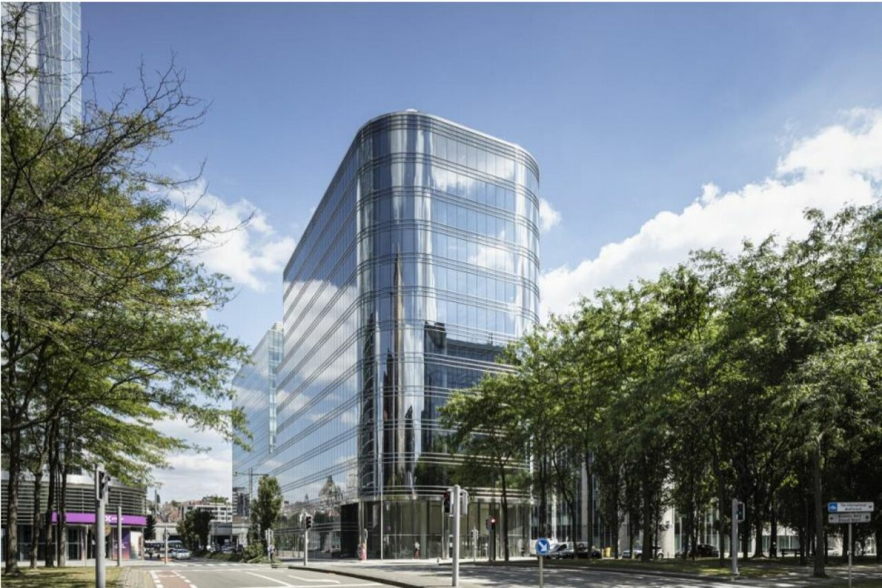 Phoenix - Offices to let in the Brussels North Quarter