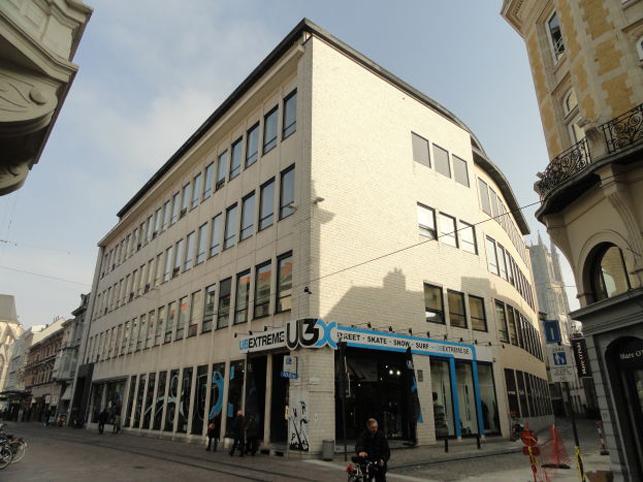 Korenmarkt Gent: kantoor te huur