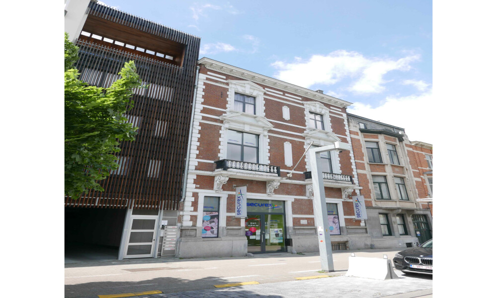 Leuven Central offers office space near train