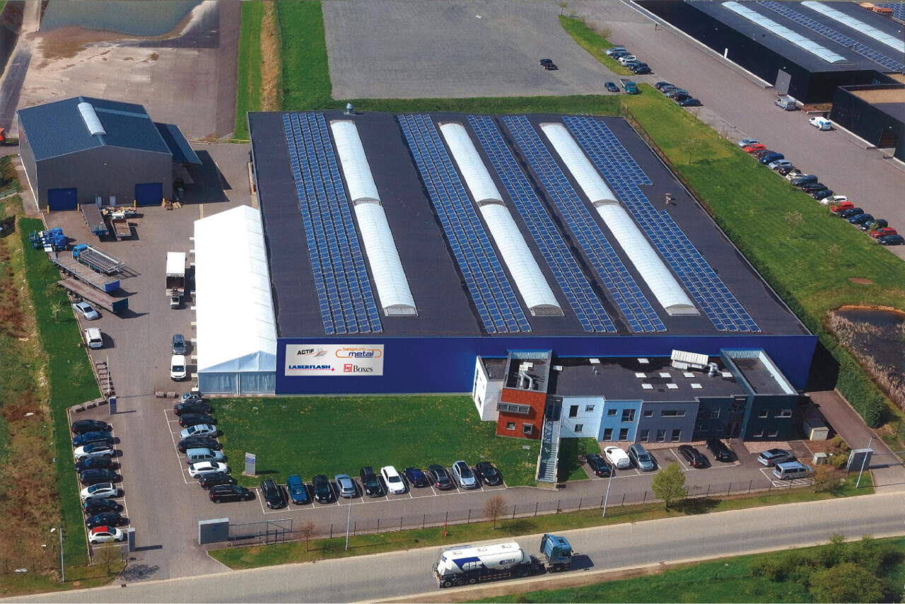 Industrial property for sale in Eupen