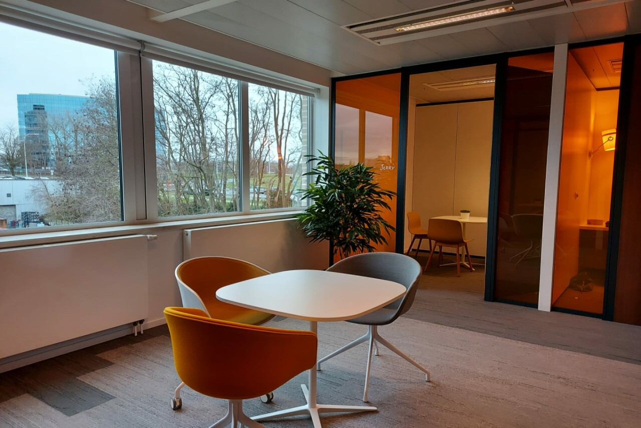 Furnished Office space to let - Groot-Bijgaarden