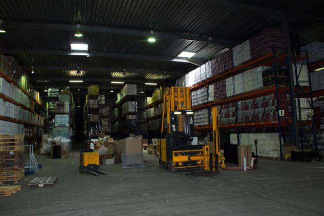 Distribution warehouse to rent in Haasrode near Leuven