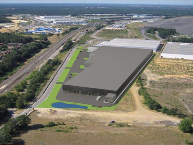 Genk   Limburg   Logistieke bedrijfsruimte te huur