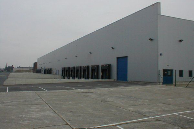 Distribution warehouse to let | E17 Ghent - Antwerp