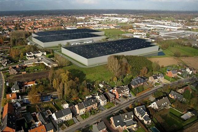 Sint-Niklaas   Logistiek distributiecentrum te huur