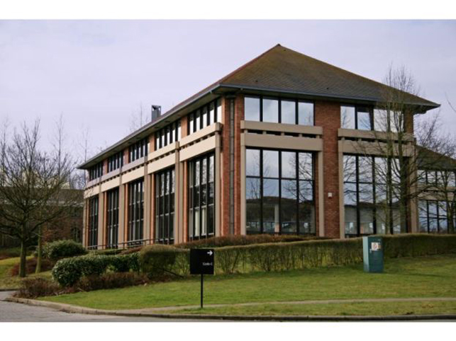 Waterloo Office Park C | Offices to let | Brussels south