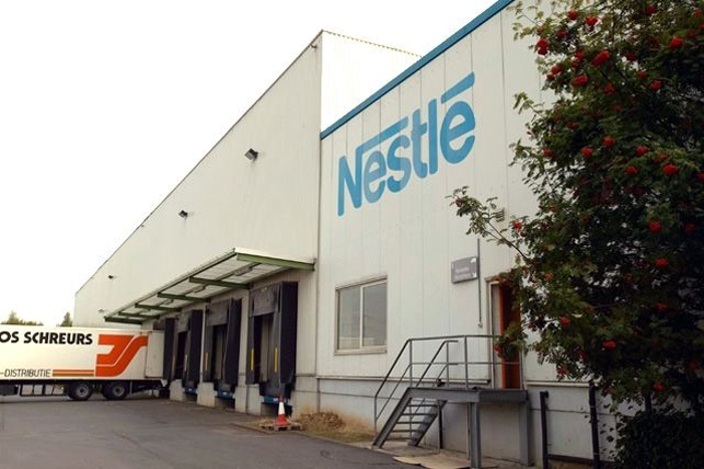 Mollem: distribution warehouse to let in Brussels-West