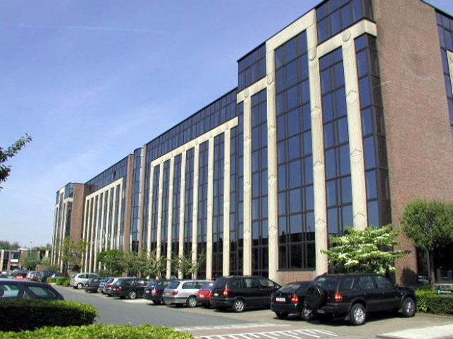 Office space for rent in Anderlecht Brussels-West