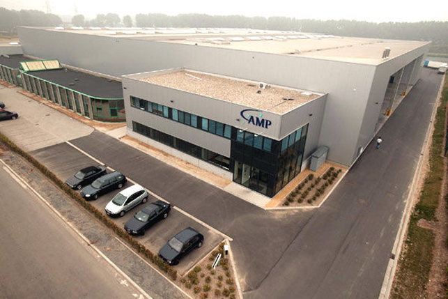 Offices to let in the Cargovil Business Park in Vilvoorde