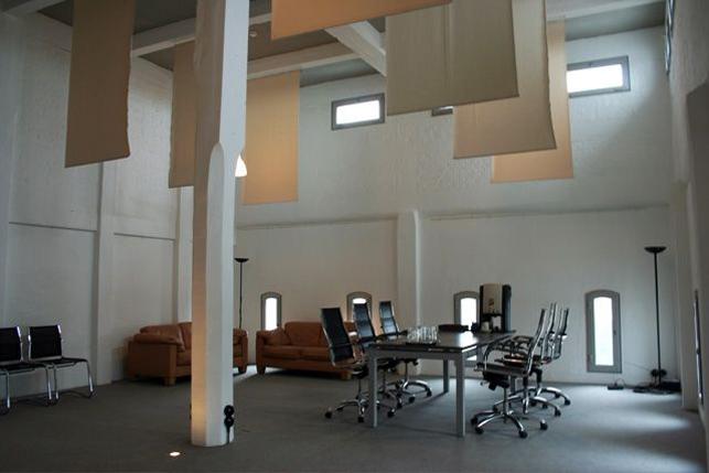 Bureaux style loft à louer au Campus Remy à Louvain