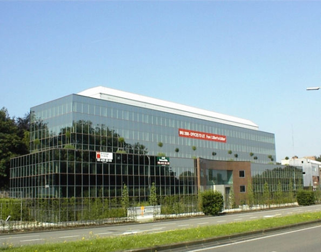 Brussels office space for rent & sale near NATO in Evere