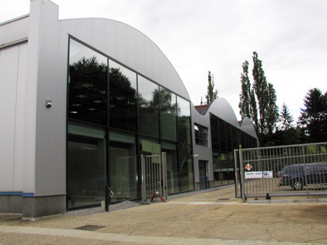 Leuven offices & production warehouse to rent / for sale