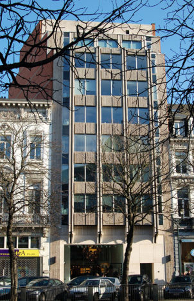 Louise 66: offices to let in Brussels