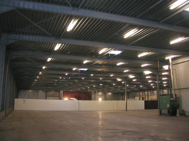 Warehouse with offices for rent in Aalst