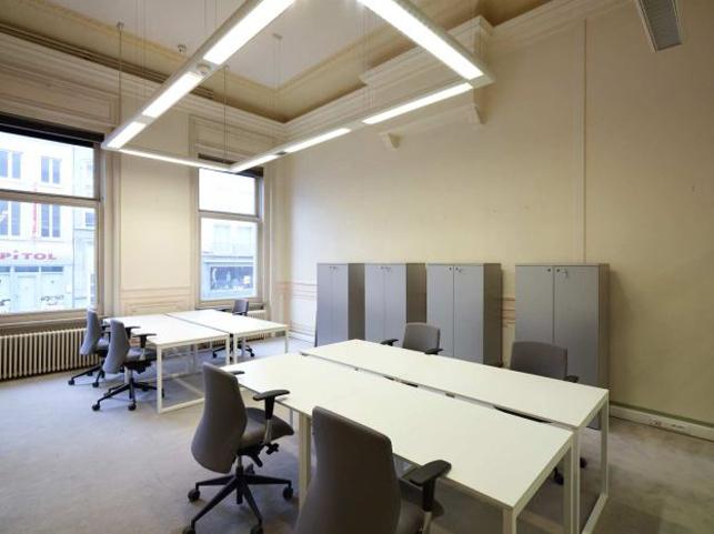 Bedrijvencentrum Kortrijk | Kantoren te huur