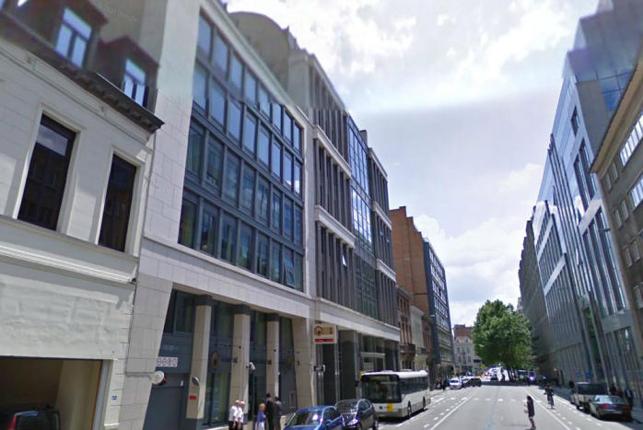 Kantoor te huur nabij het Schumanplein in Brussel