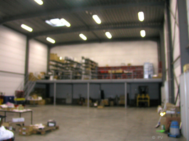 Warehouse with offices for rent, Ternat Business Center