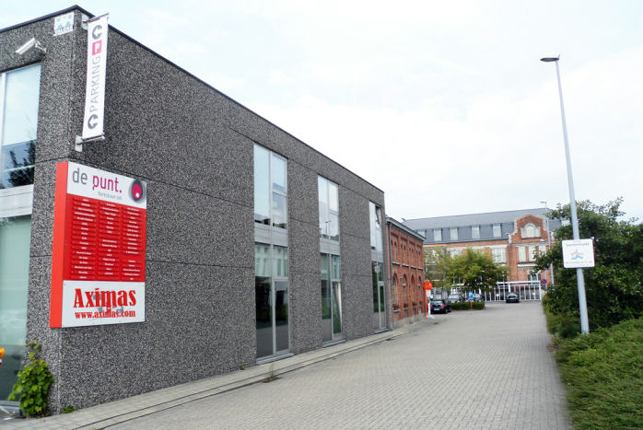 Business centre De Punt | Ghent | Offices to let