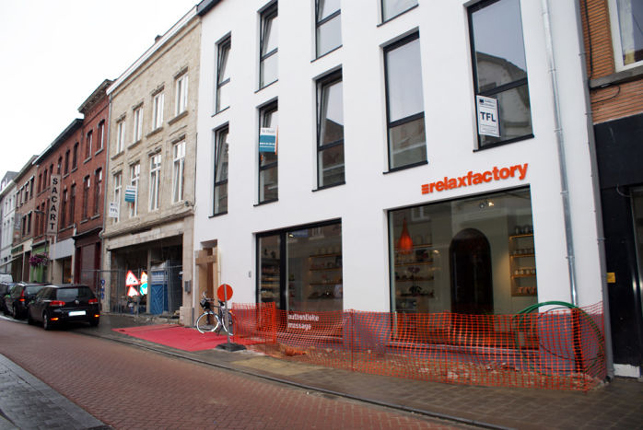 Shop for rent in Tienen