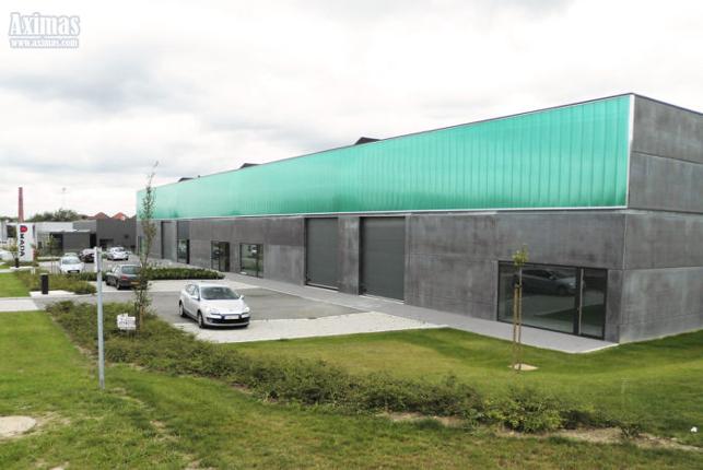 Doenaert Kortrijk   Bedrijfsgebouw & Opslag   Te huur