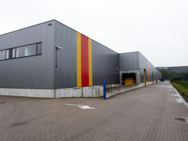 Distribution center to let in Herentals near Antwerp