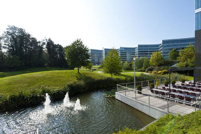 Corporate Village Zaventem: kantoor te huur a/d luchthaven