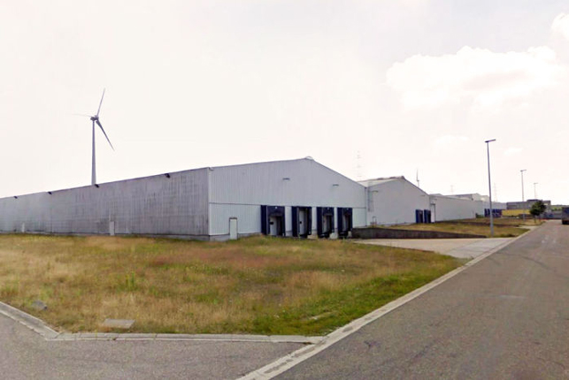 Distribution warehouse to let in Genk - Limburg