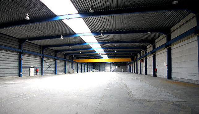 E19 Notmeir Duffel: warehouse to let near Mechelen-north