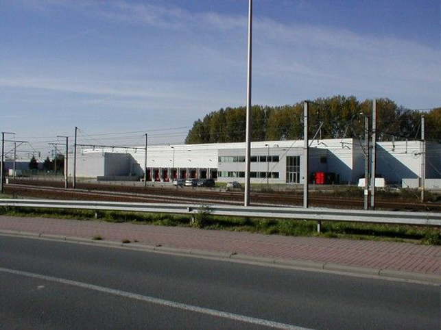 Brussels-South distribution center to let