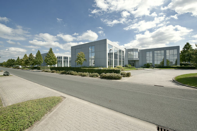 Brussels airport office space rental | Ikaros III Zaventem