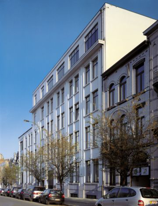 Jean Dubrucq | Brussels office space for lease