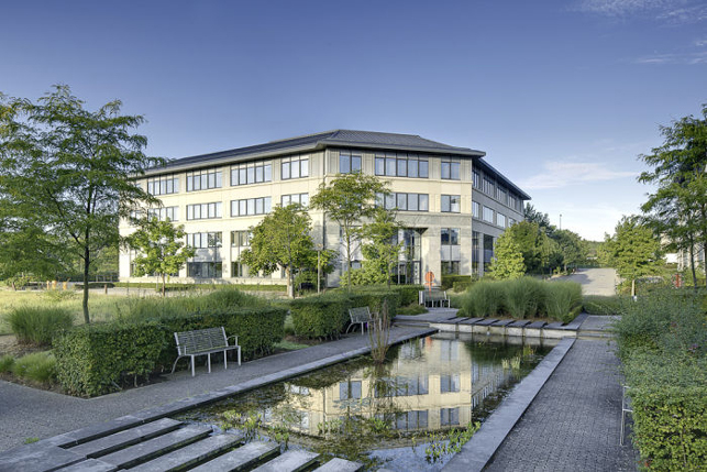 Ocean House: office space rental near Brussels airport