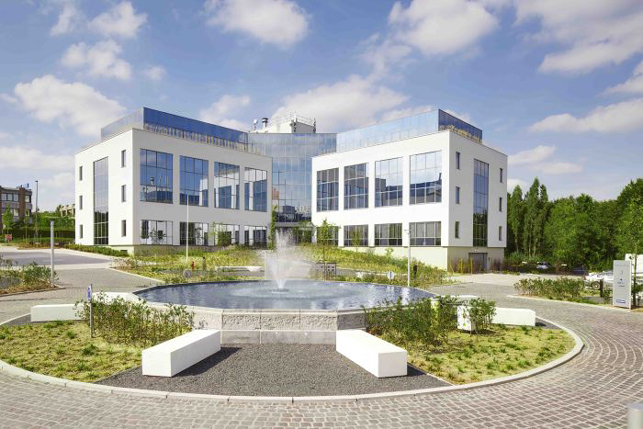 Zaventem office space rental
