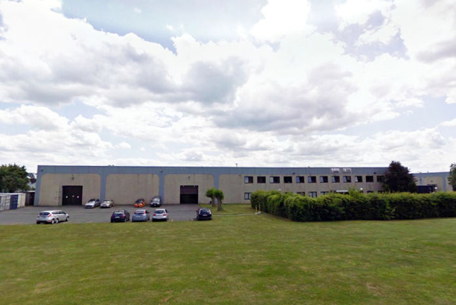 Distribution warehouse to rent Brussels airport