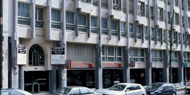 Kantoor huren in de Europese wijk van Brussel