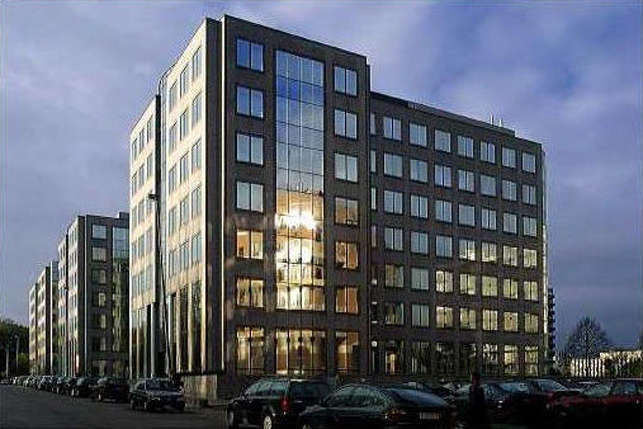 Alma Court | Brussels | Airport | Offices to let