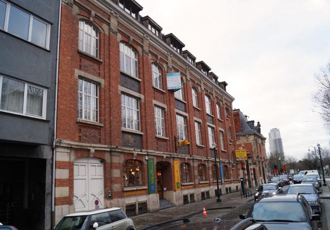 Handelskaai - kantoor te huur in de Brusselse Noordwijk